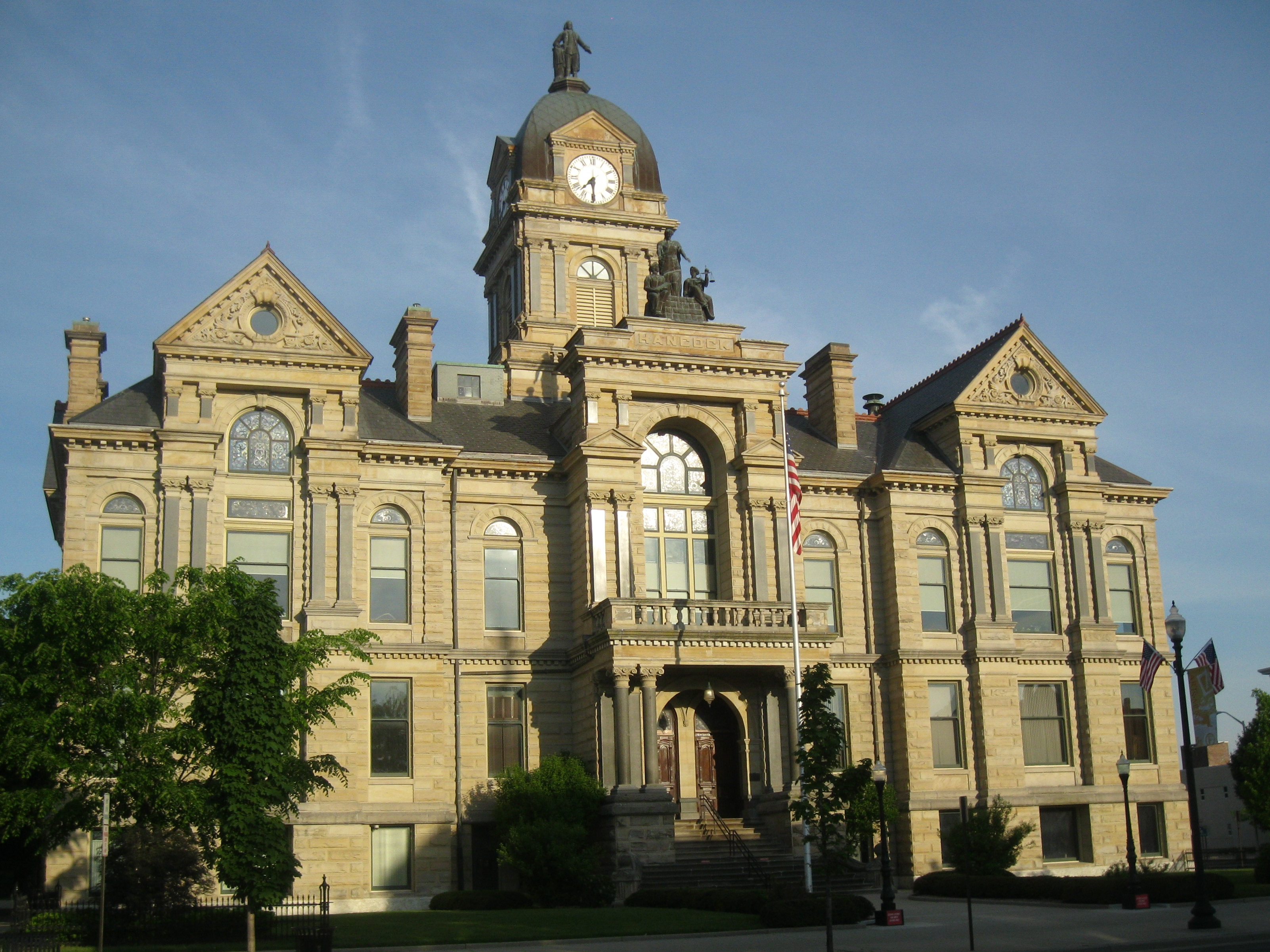 hancock county Senate file 295 established a business property tax credit for commercial, industrial and railway property each person who wishes to claim the credit shall obtain the appropriate forms from the county assessor.