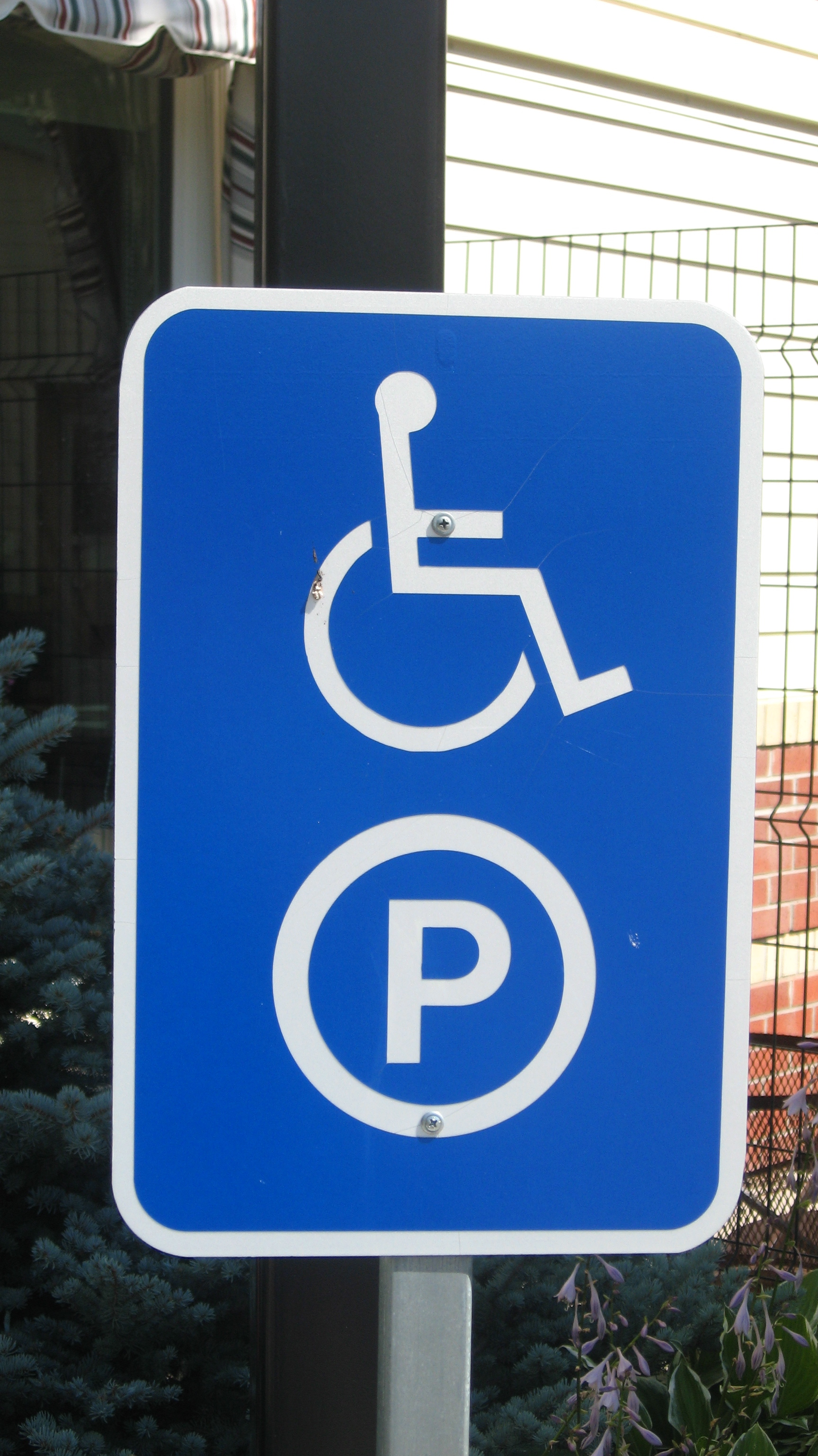 Free printable handicapped signs home for Handicap parking sign template