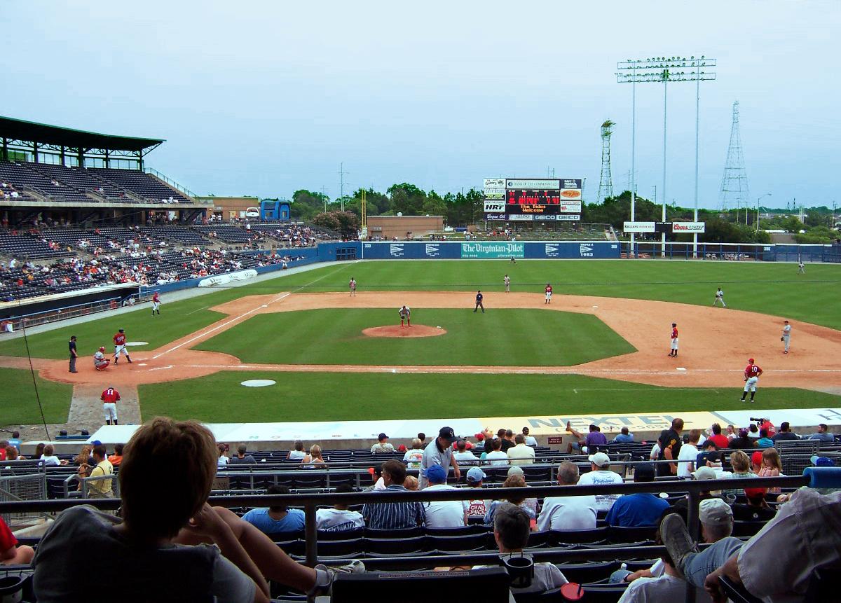 Virginia Beach Minor League Baseball Team