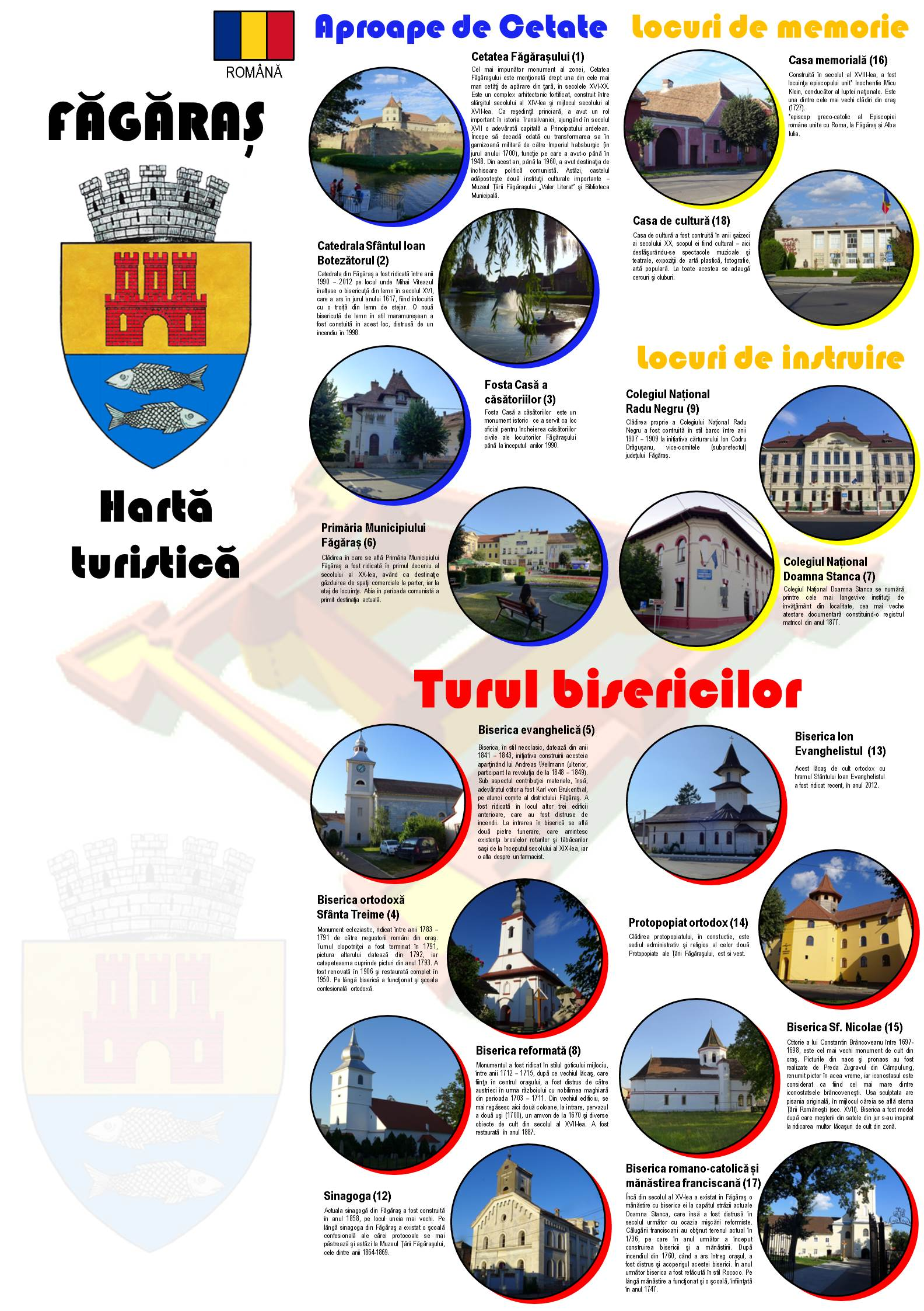 File Harta Turistica Fagaras Legenda Jpg Wikimedia Commons
