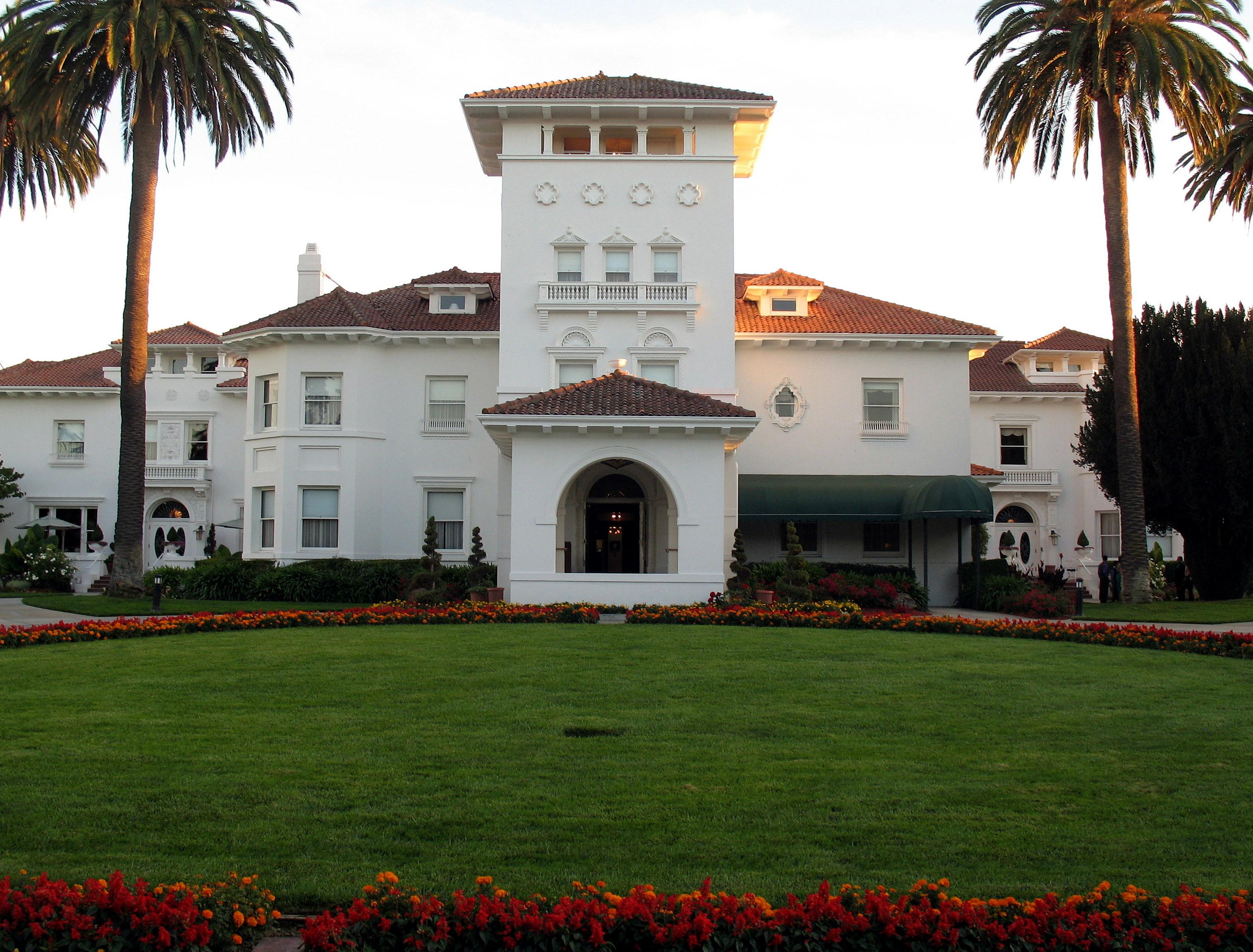 Hayes Mansion, 200 Edenvale Ave., San Jose, CA 9-23-2012 6-49-36 PM.JPG