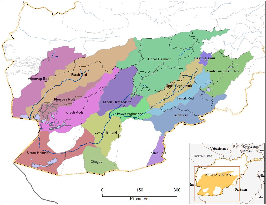 FileHelmand River Basin Subpng Wikimedia Commons - River basins of the world