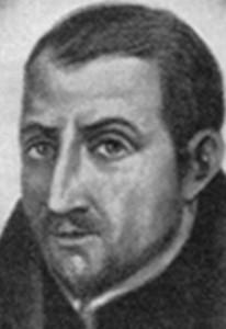 Henry Walpole English saint