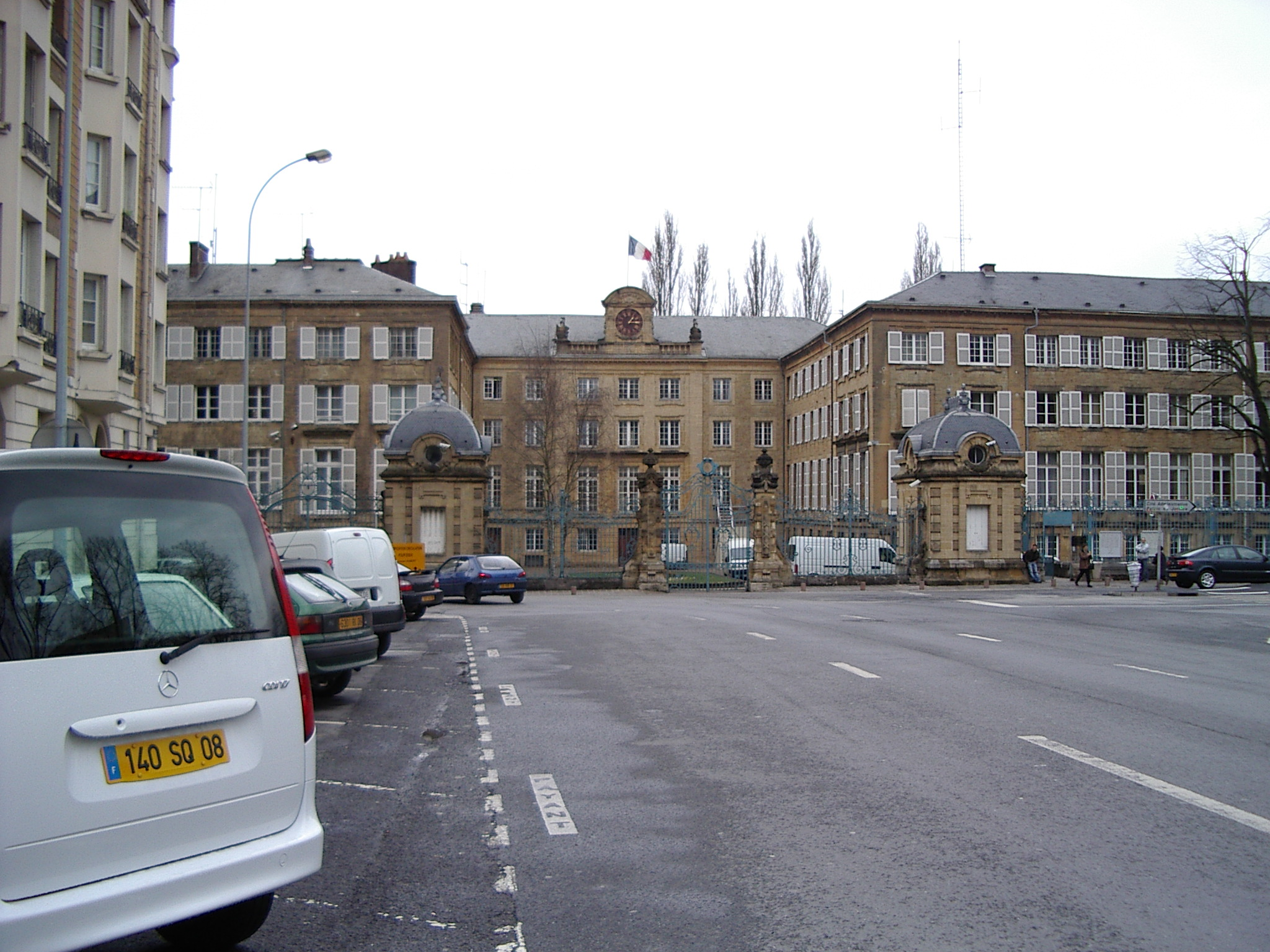 Hotel Charleville Mezieres Premiere Clabe