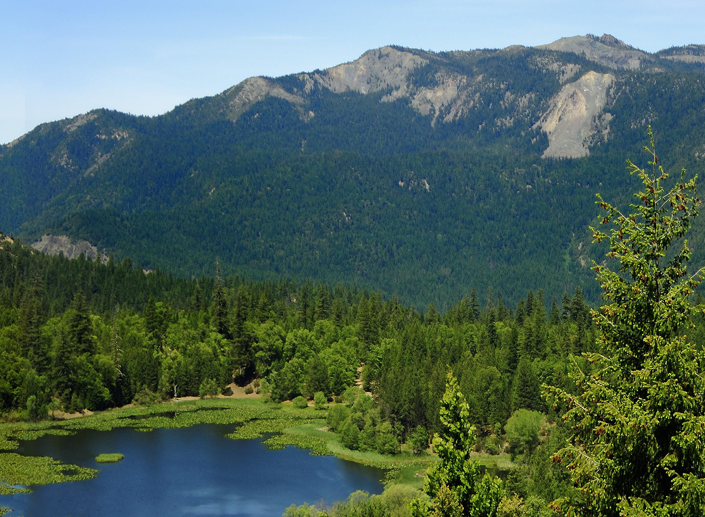 howard lake (mendocino county) - wikipedia
