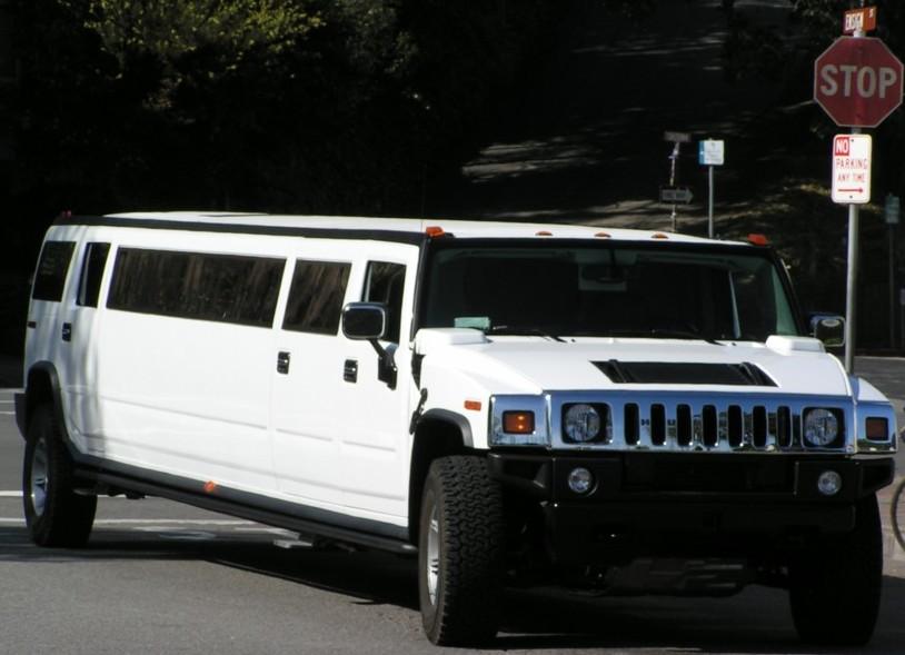 Description hummer limousine