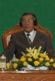 Хун Сен