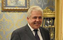 Ian Whitting British diplomat