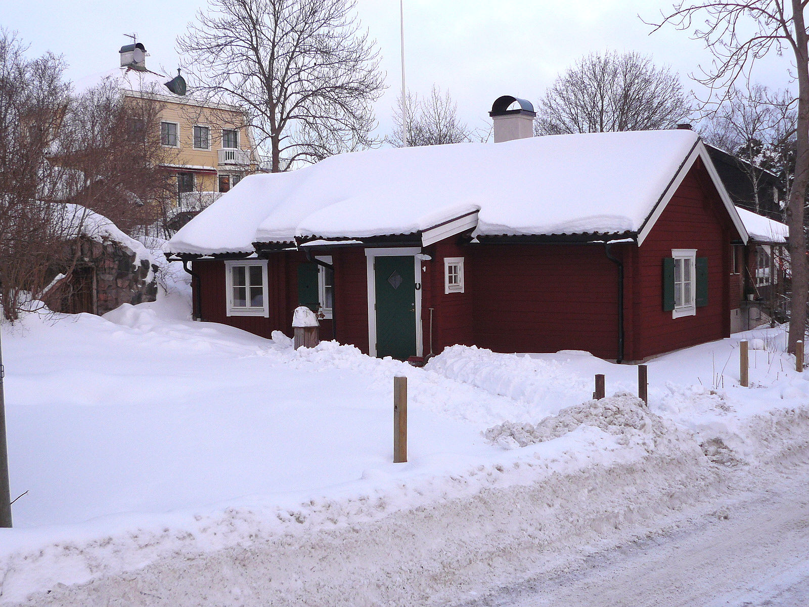 1800-tals torp i naturreservat - Houses for Rent in Brsarp