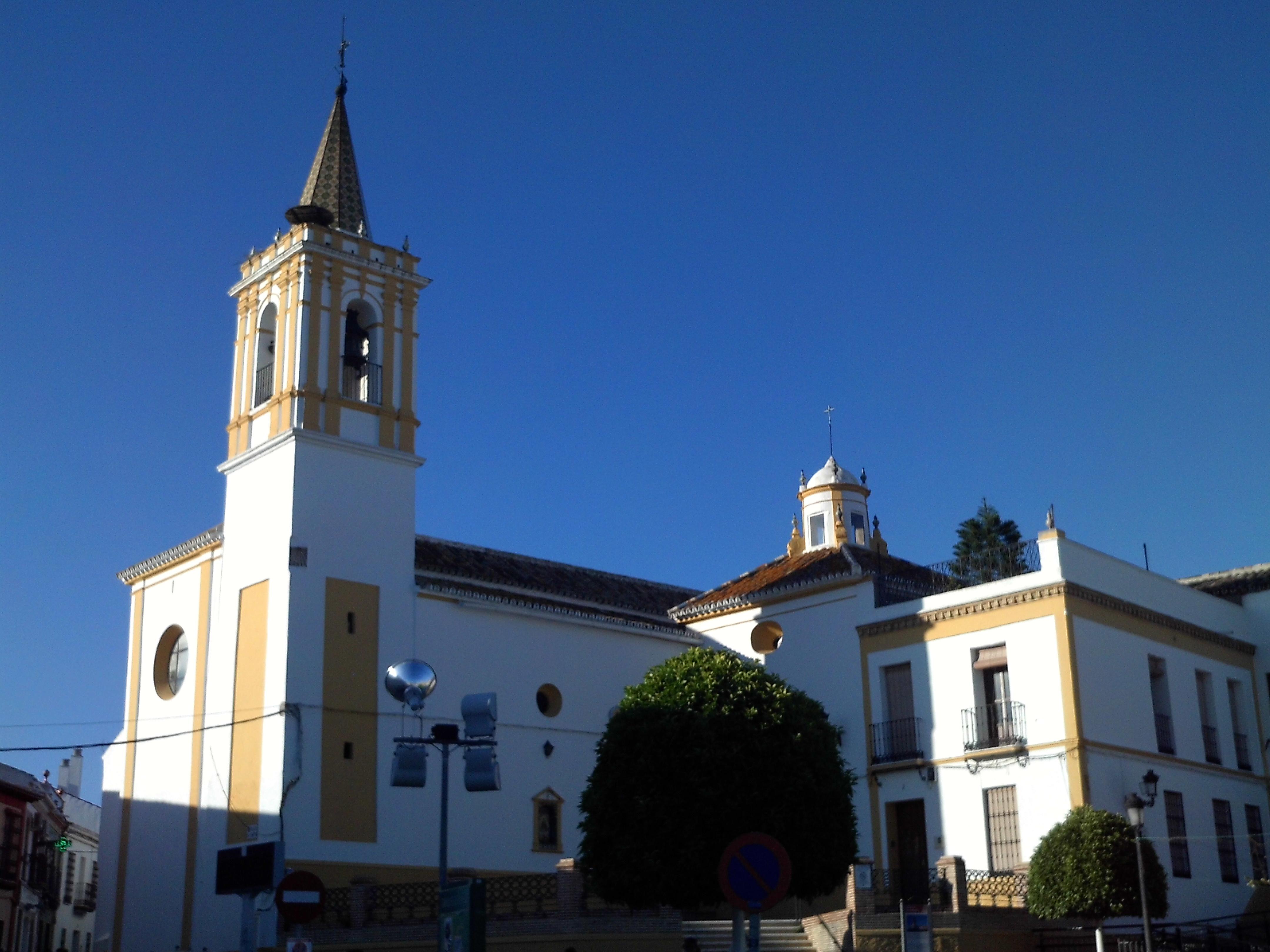 Iglesia de San Martín Obispo de Tours (Carrión de los Céspedes ...
