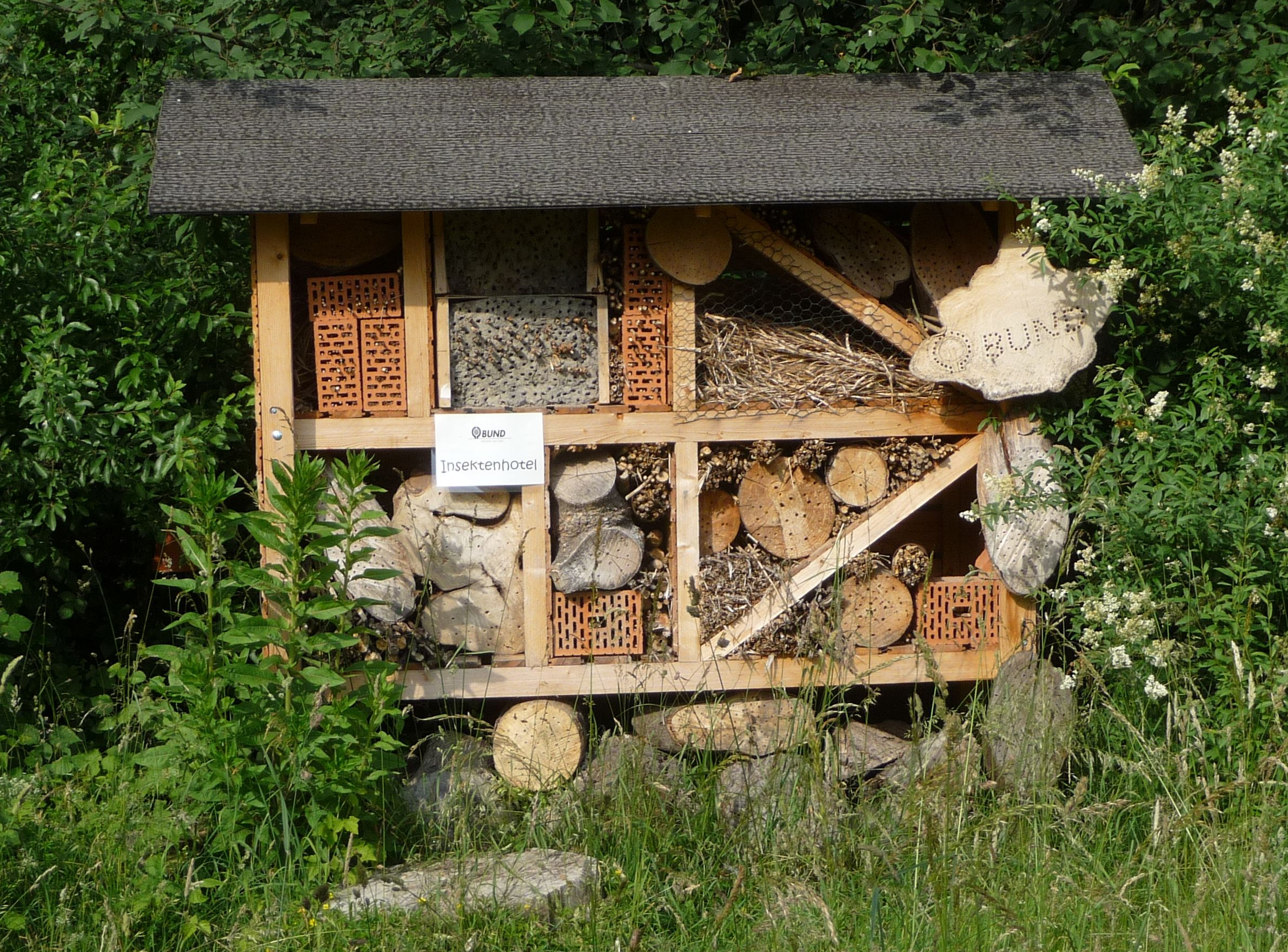 file insektenhotel neuhofen pfalz jpg wikimedia commons. Black Bedroom Furniture Sets. Home Design Ideas