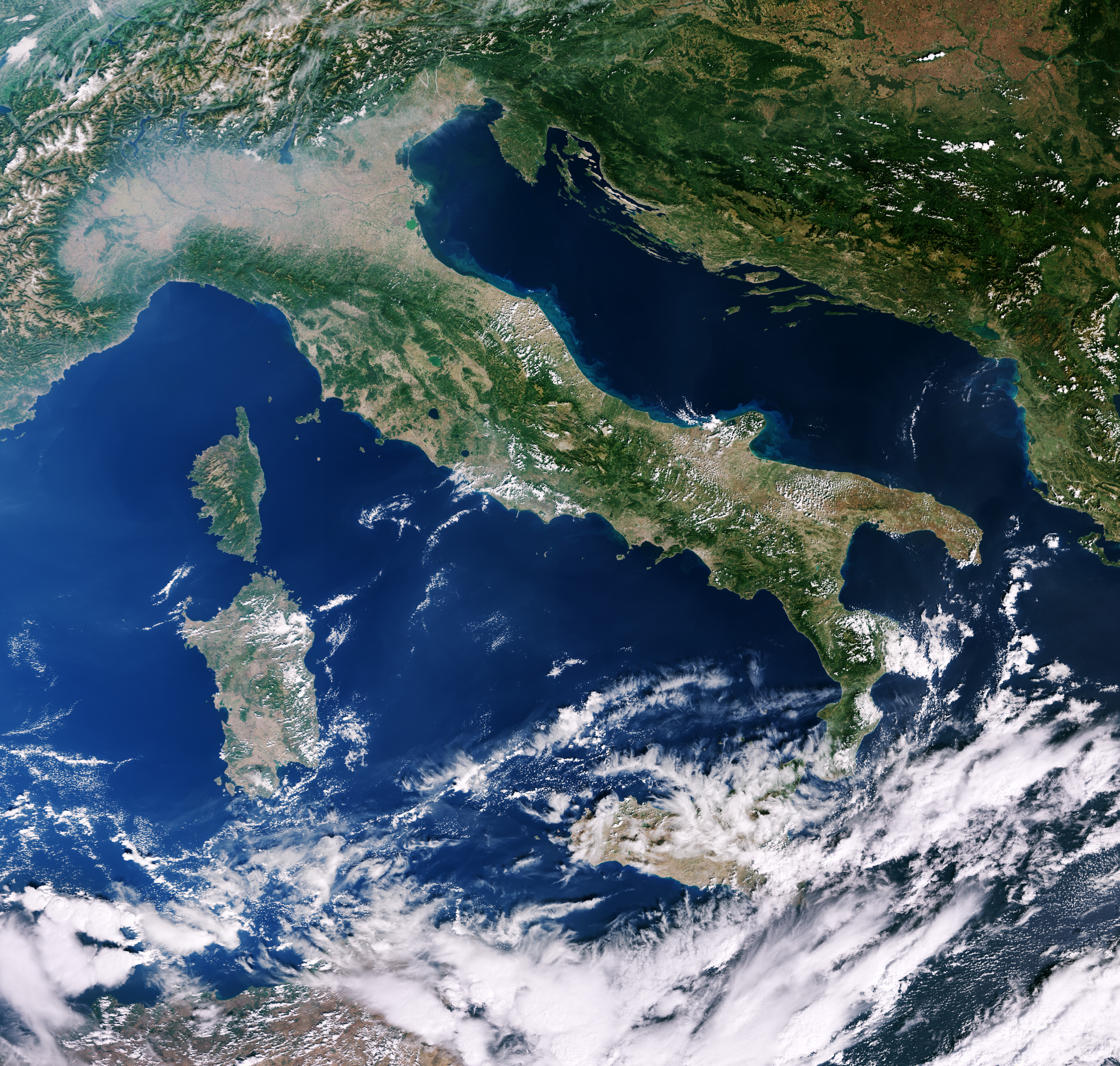 Picture of: Geography Of Italy Wikipedia