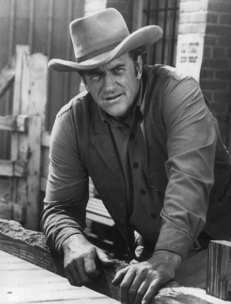 James Arness File James Arness Matt Dillon