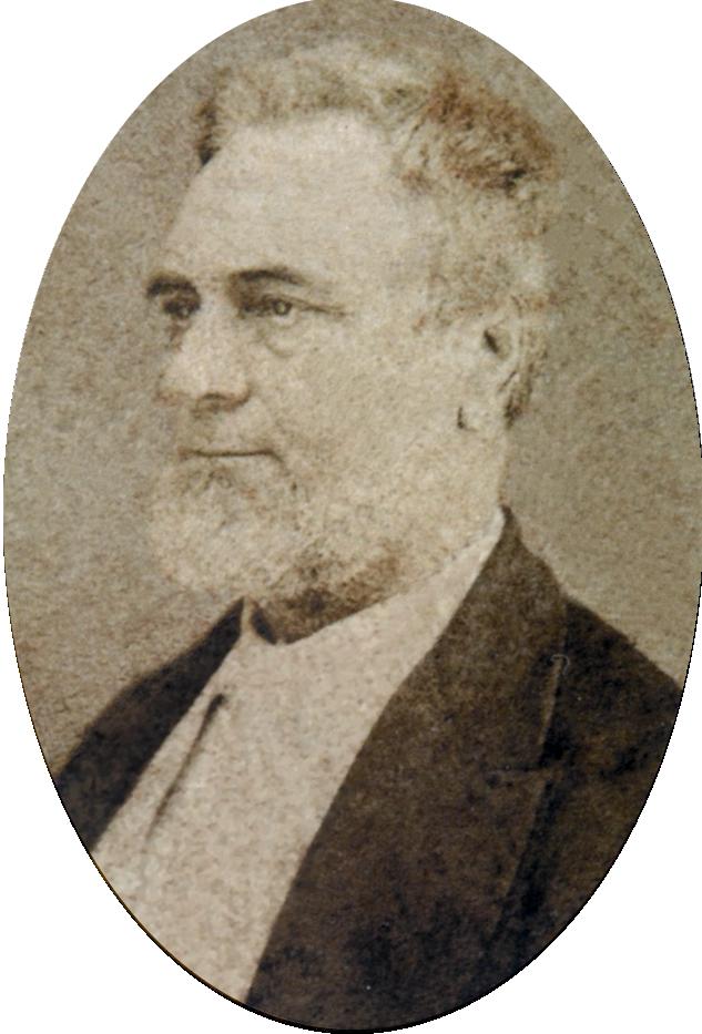 A photograph of Joaquim Manuel de Macedo dating from 1866