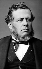 John Hamilton (Quebec politician) one of the founding members of the Canadian Senate