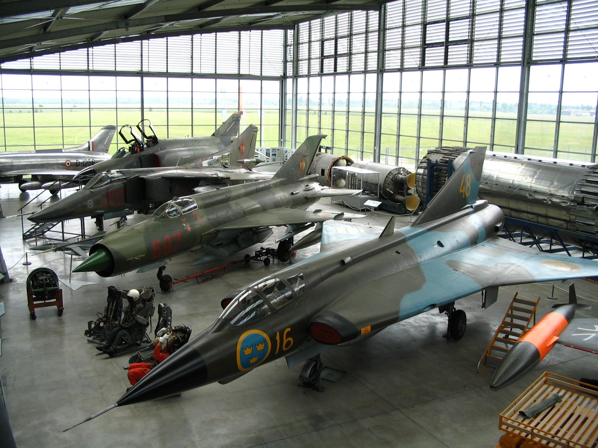 Flugzeugmuseum Stuttgart