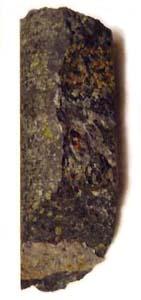 Depiction of Kimberlita