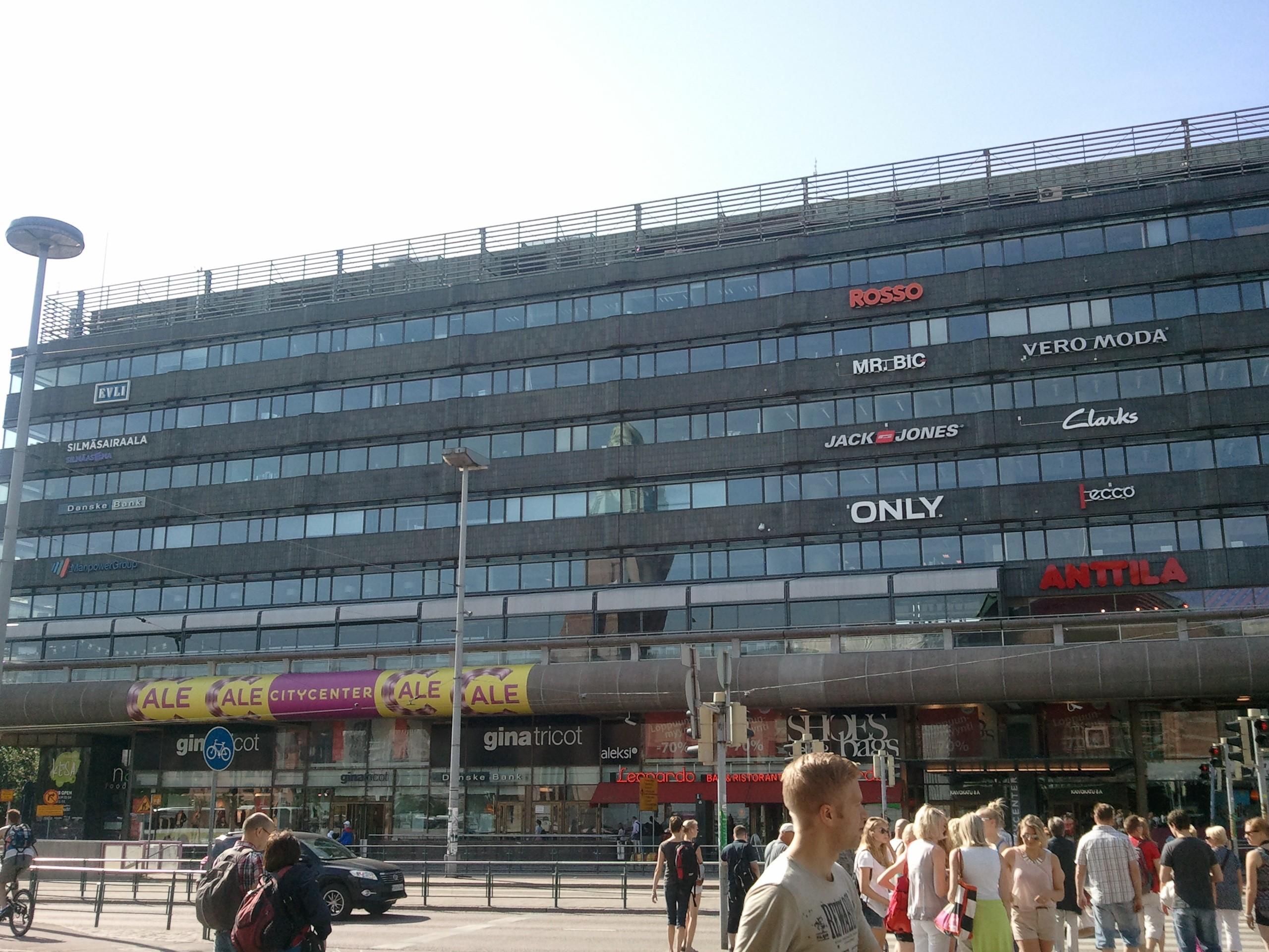 Helsinki Kluuvi