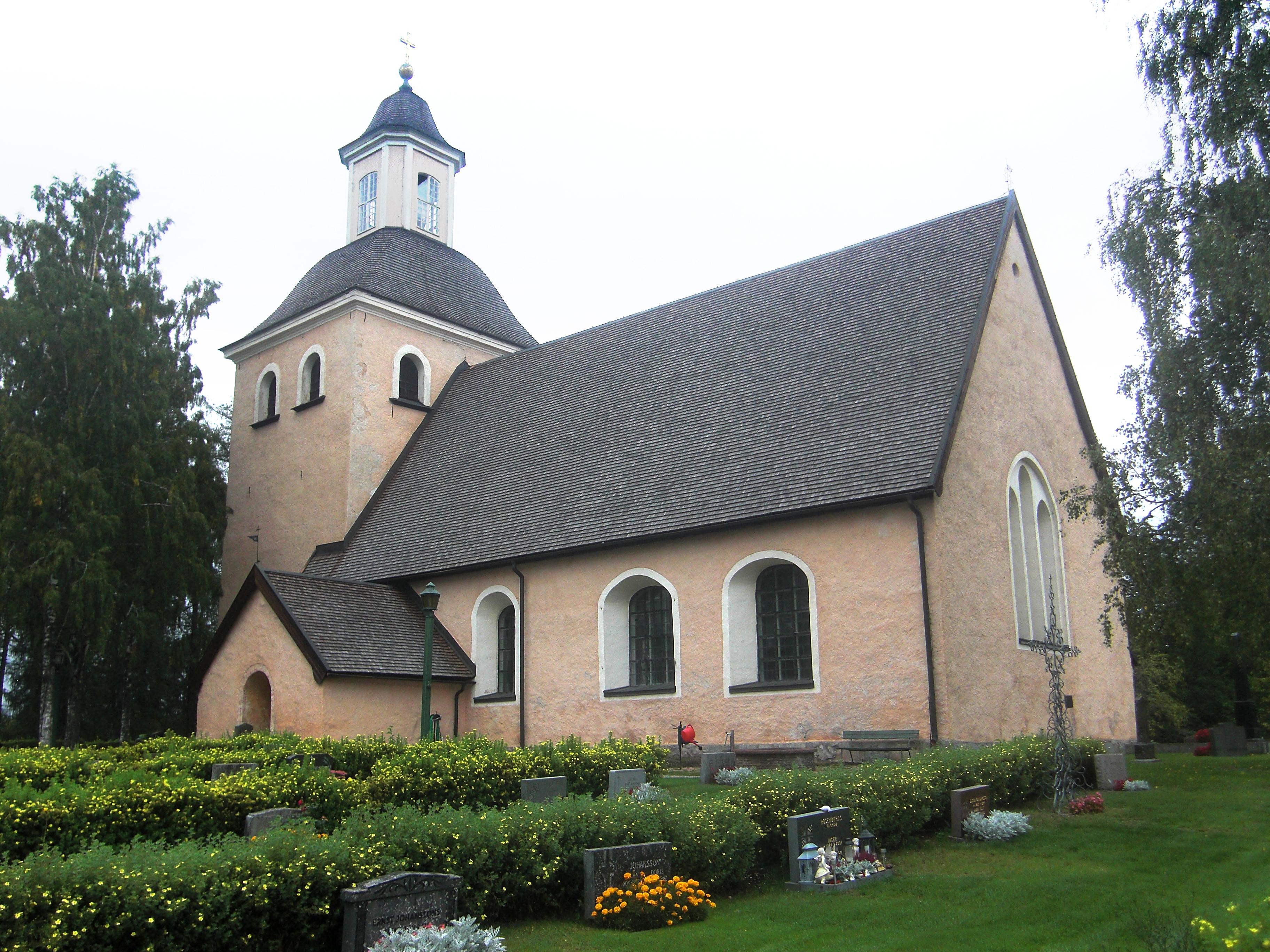 kumla kyrka närke