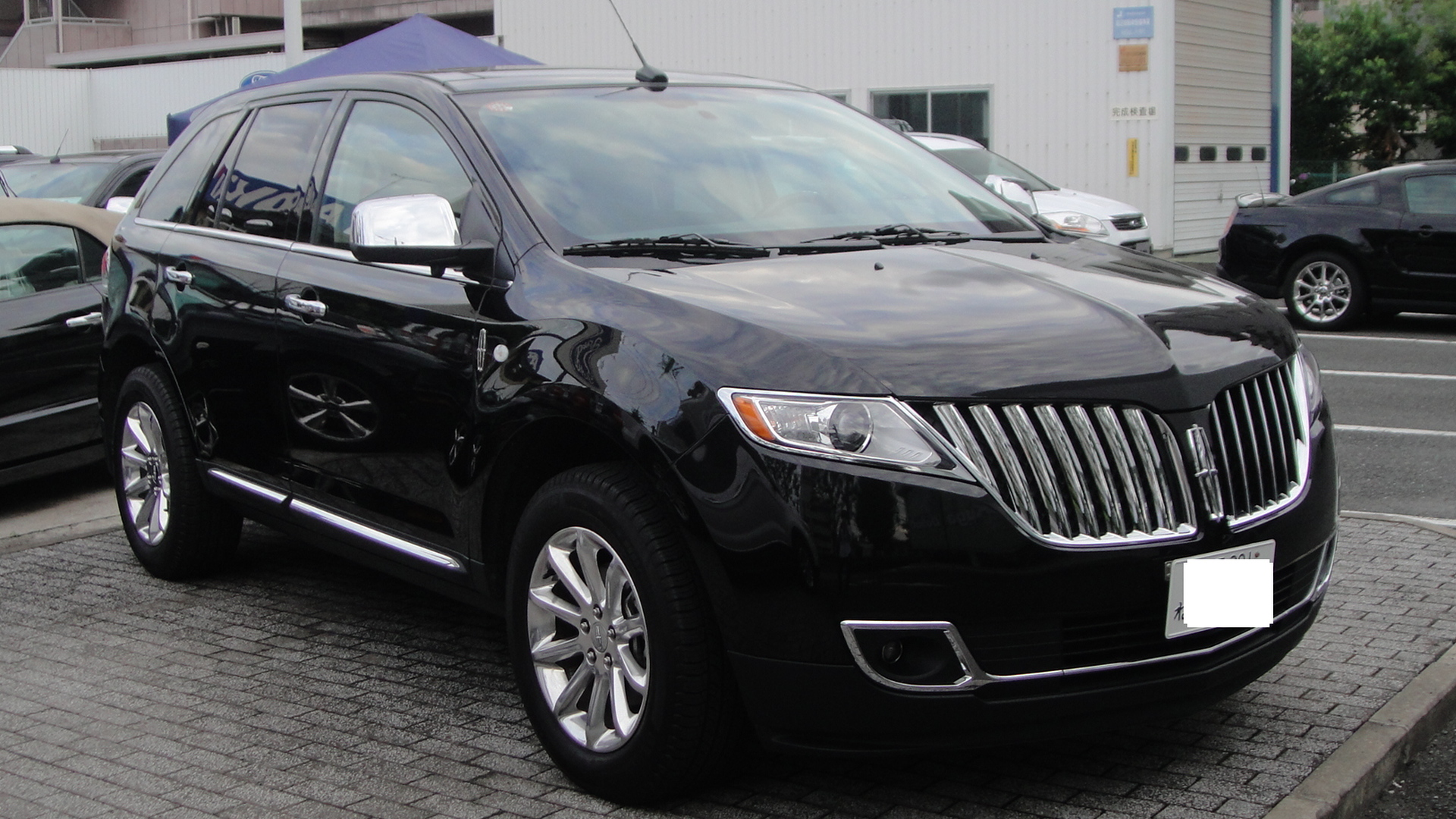 File Lincoln Mkx Front Tx Re Jpg