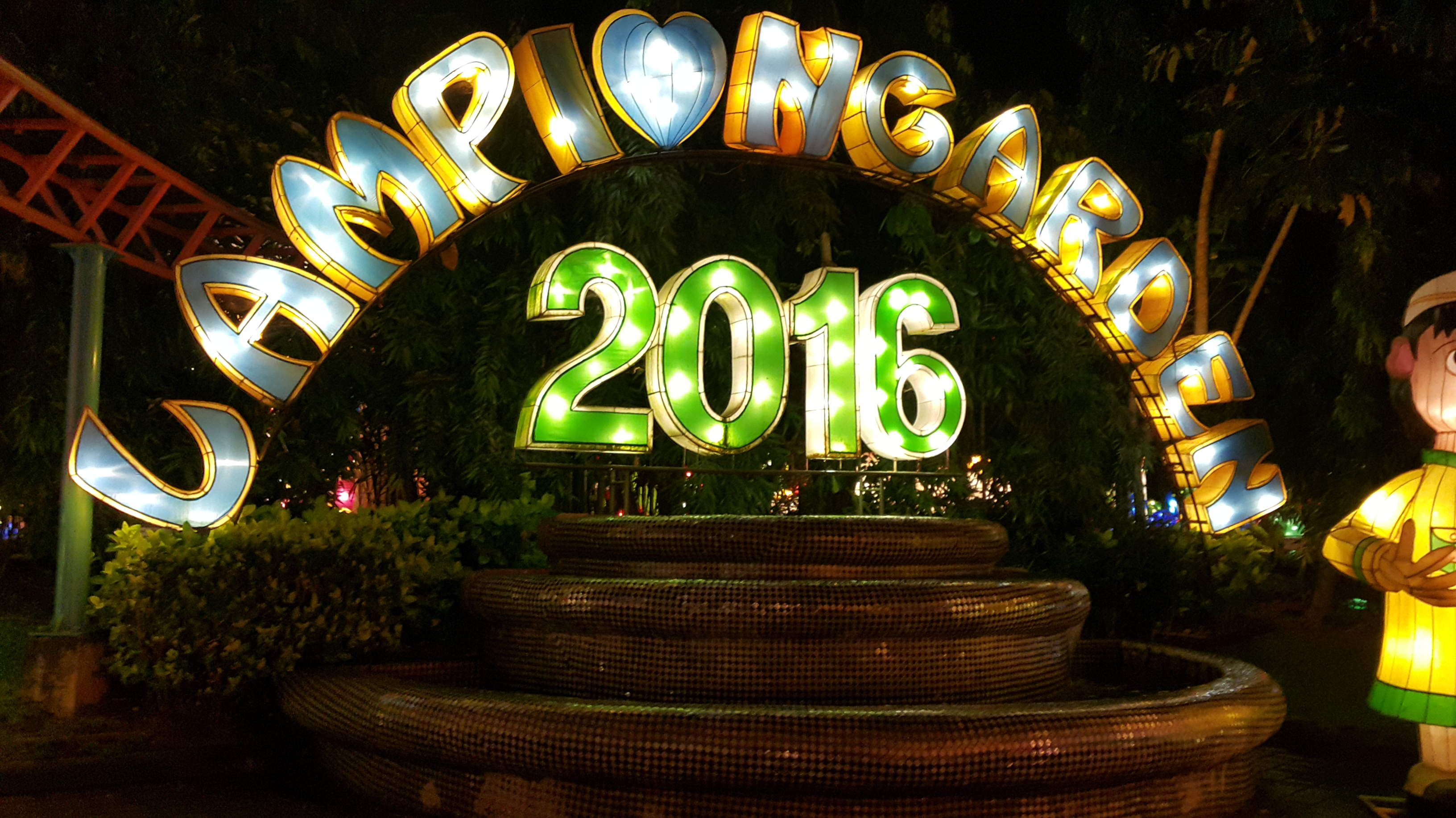 Tiket Masuk Batu Night Spectacular Wisata Malang