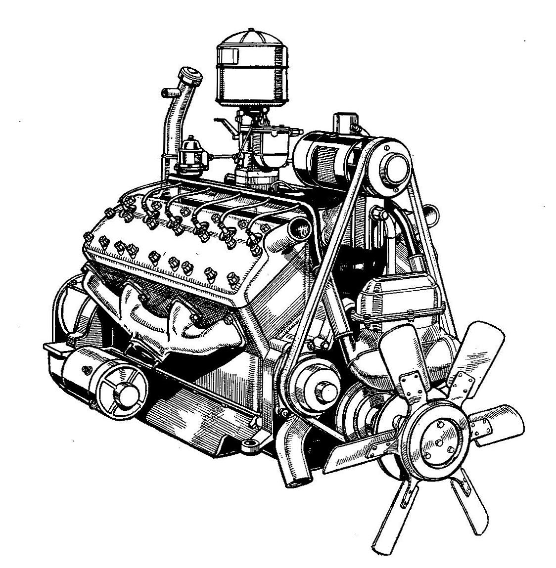 Race Engine Design Manic Beattie