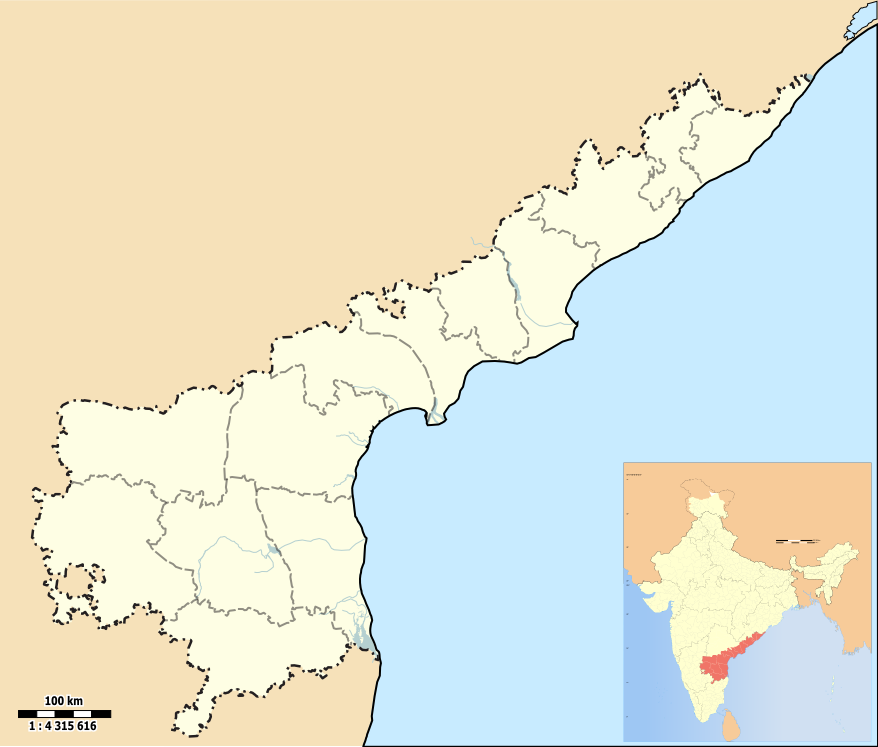 File:Location map India Andhra Pradesh.png - Wikimedia Commons