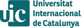 Español: Logo de la Universitat Internacional ...