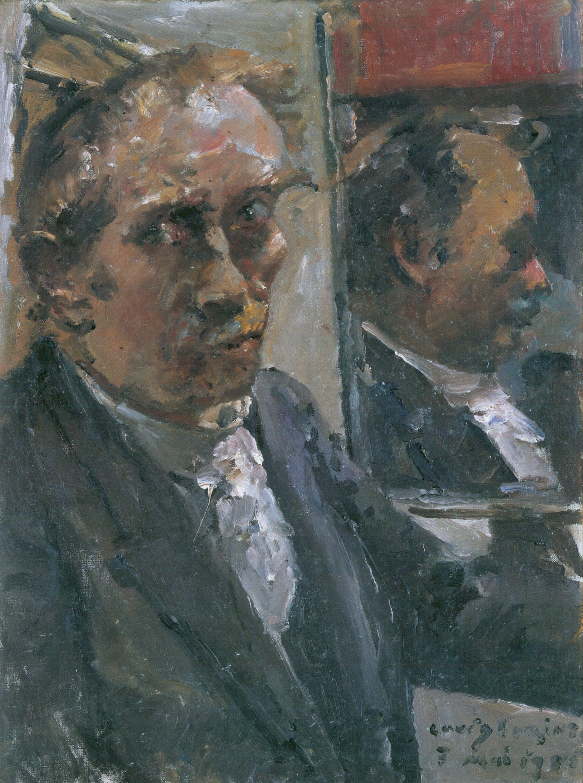 datei lovis corinth letztes selbstportrat 1925 jpg