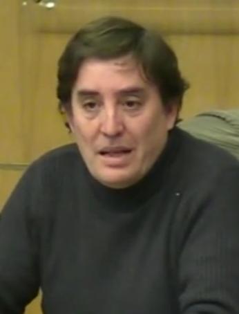 García Montero en 2013