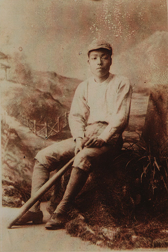 Masaoka Shiki1889