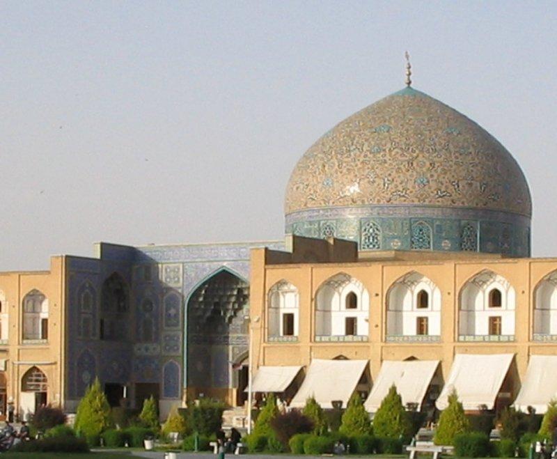 Scheich-Lotfollah-Moschee, Isfahan