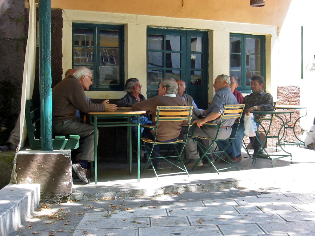 Greek Restaurant Carlton