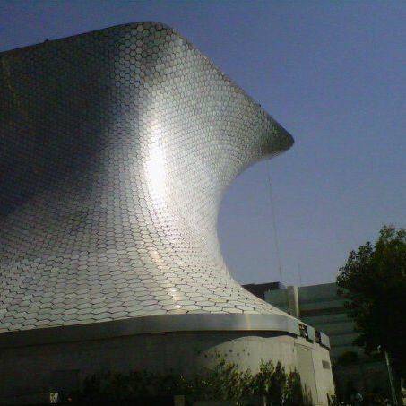 Mexico Soumaya museum