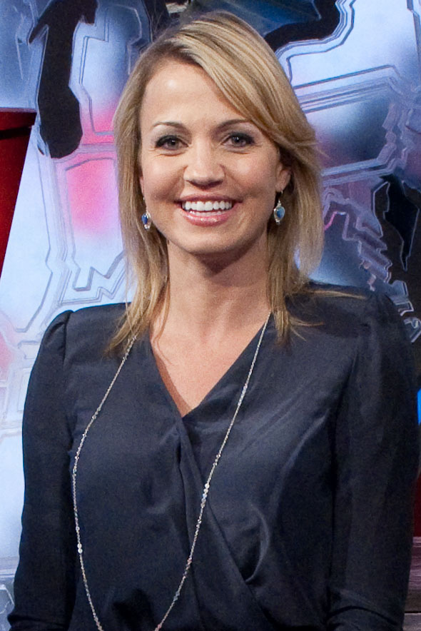 Michelle Beadle - Wikipedia