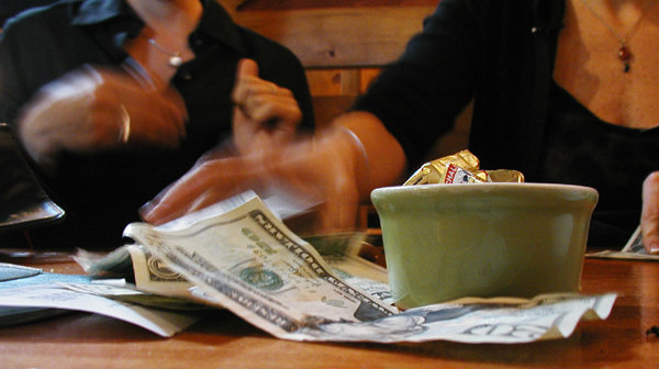 By marya from San Luis Obispo, USA (day in the life: lunch money) [CC-BY-2.0 (http://creativecommons.org/licenses/by/2.0)], via Wikimedia Commons