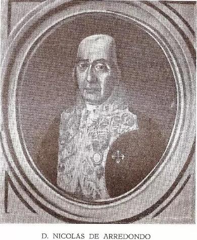 Nicolás Antonio Arredondo
