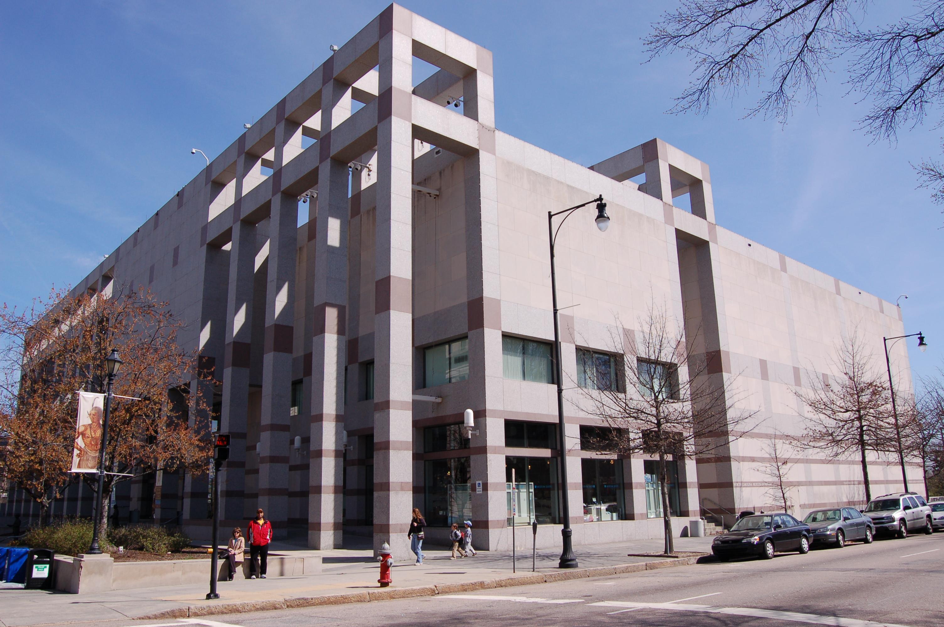 Museum Of Natural History Greensboro Nc