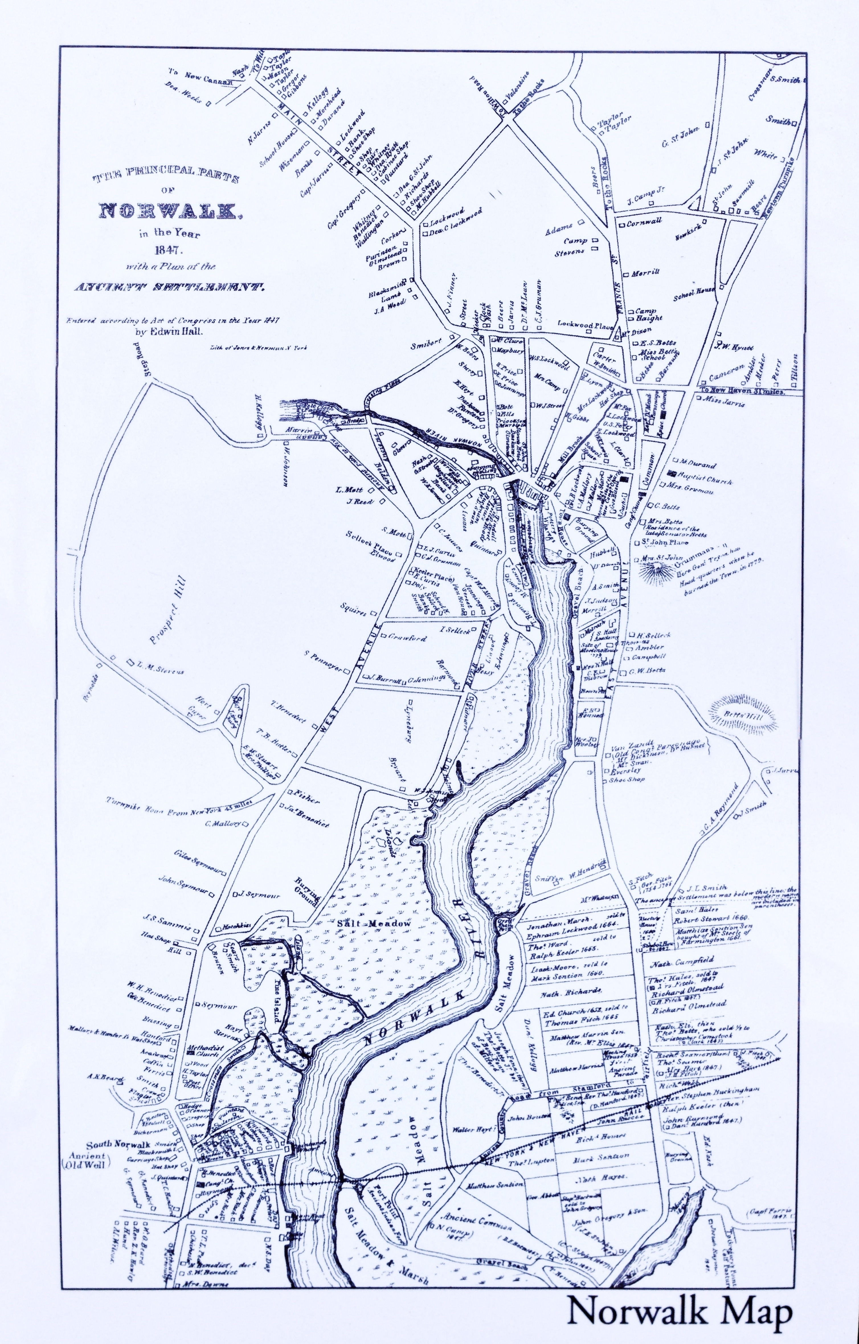 File:Norwalk 1847 Map, CT, 06854, USA.jpg - Wikimedia Commons