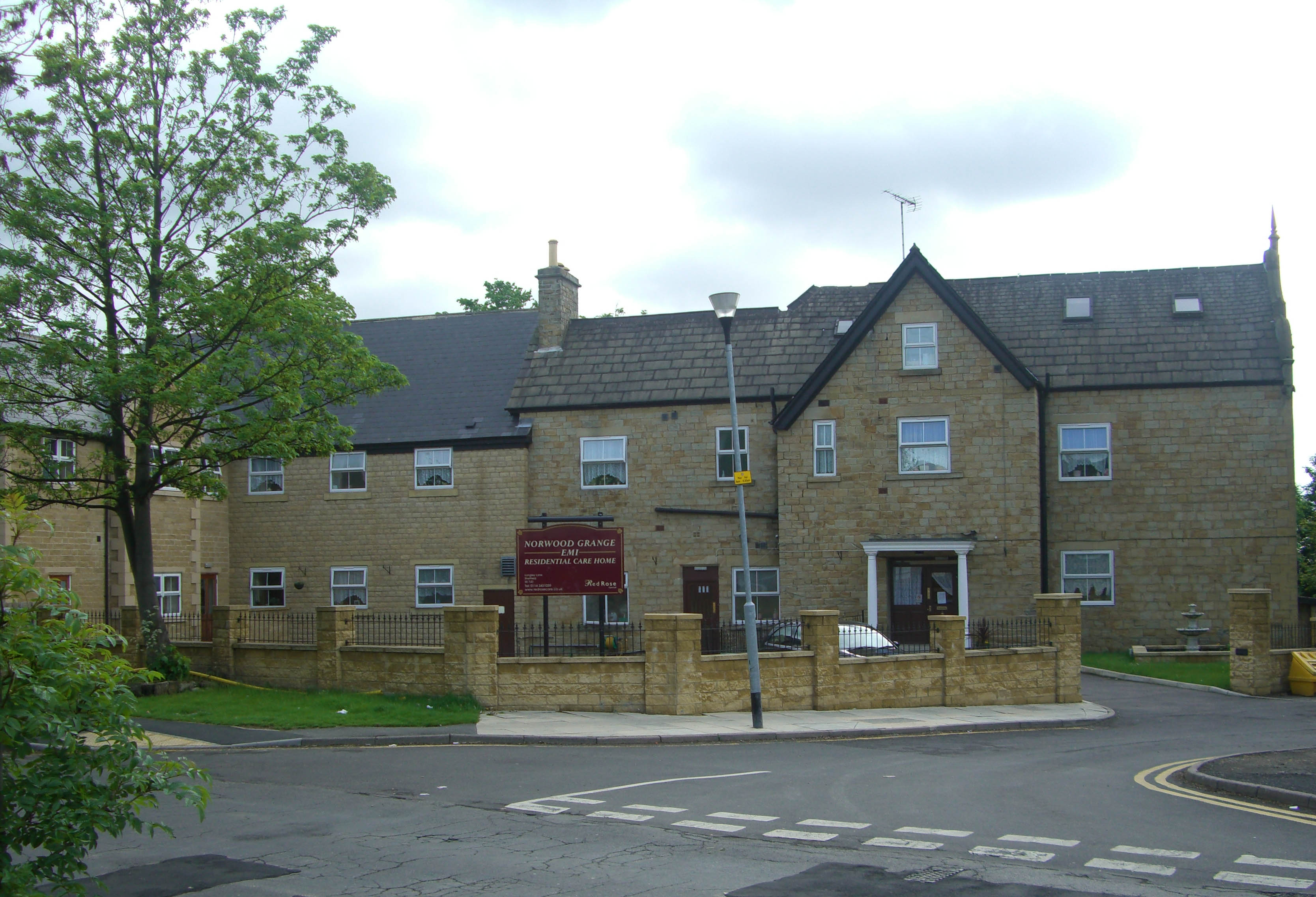 Care Home Residential Home Differece