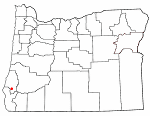 Loko di Powers, Oregon