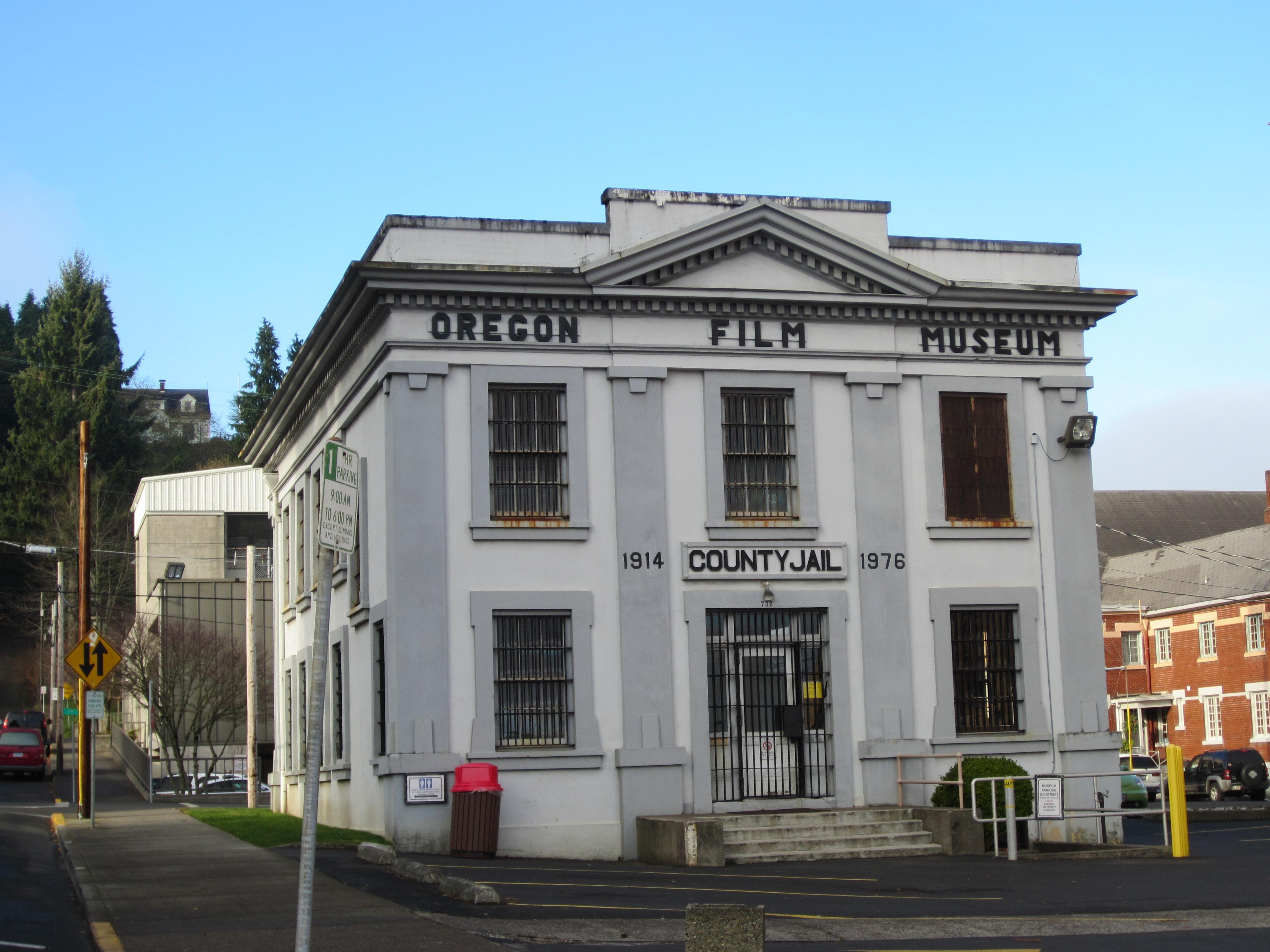 File Oregon Film Museum County Jail Astoria Jpg