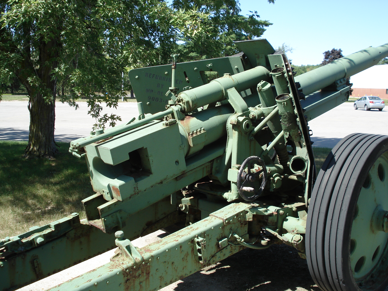 German 50 Mm Anti Tank Gun: File:PaK43-41 Base Borden Military Museum 3.jpg