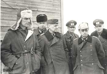 Field Marshal Paulus and his staff surrender in Stalingrad Paulus POW2.jpg