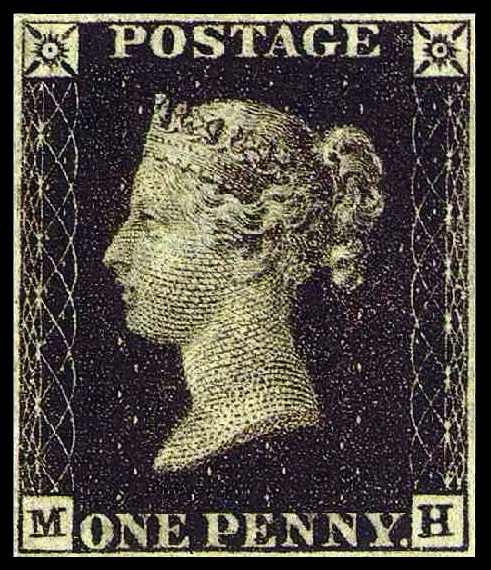 Postage Stamps And Postal History Of Great Britain Wikipedia