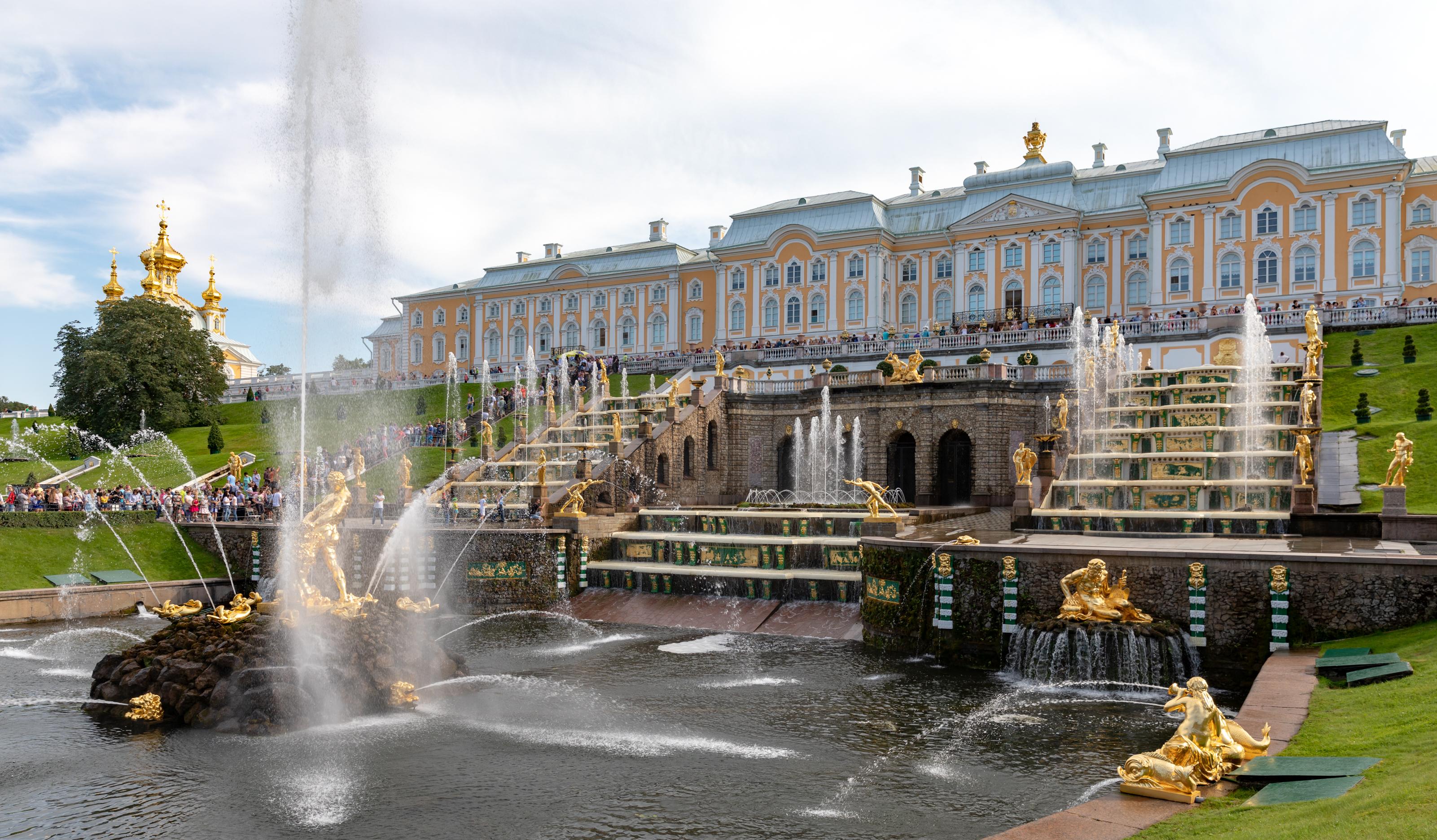 Peterhof Palace Wikipedia