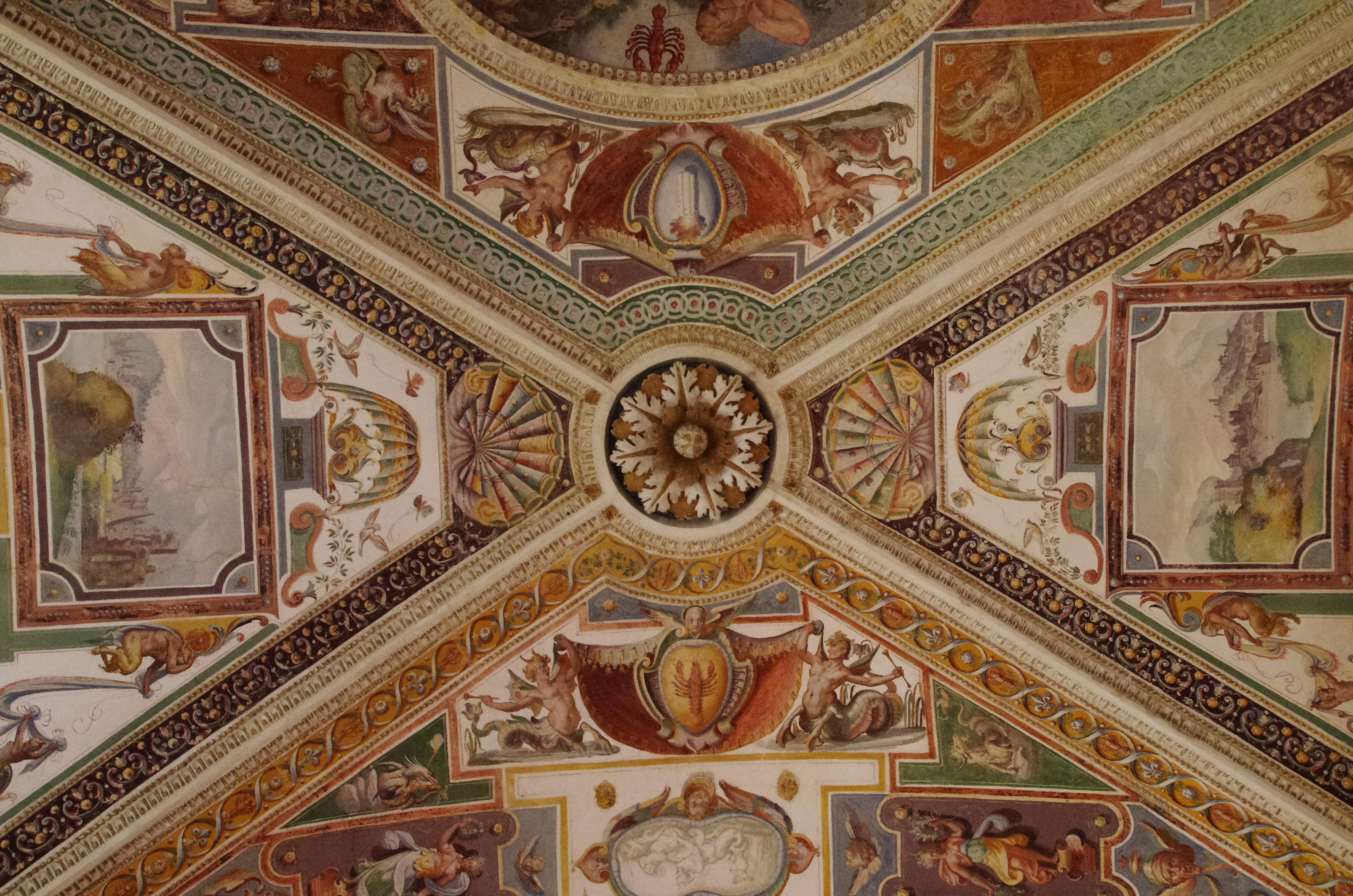 Photo Paolo Villa VR 2016 (VT) F0164124 Bagnaia, Villa Lante, fontane, giardini geometrici all'italiana, sculture, canelette, siepi, viali, affreschi, bassorilievi, architetture.jpg
