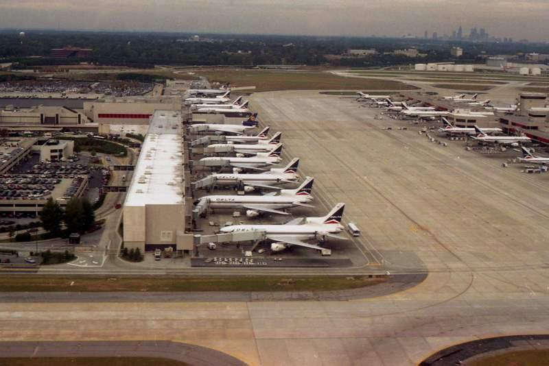 Hartsfield Jackson Atlanta Airport Car Rental