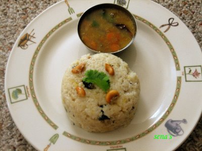 how to make pongal dish