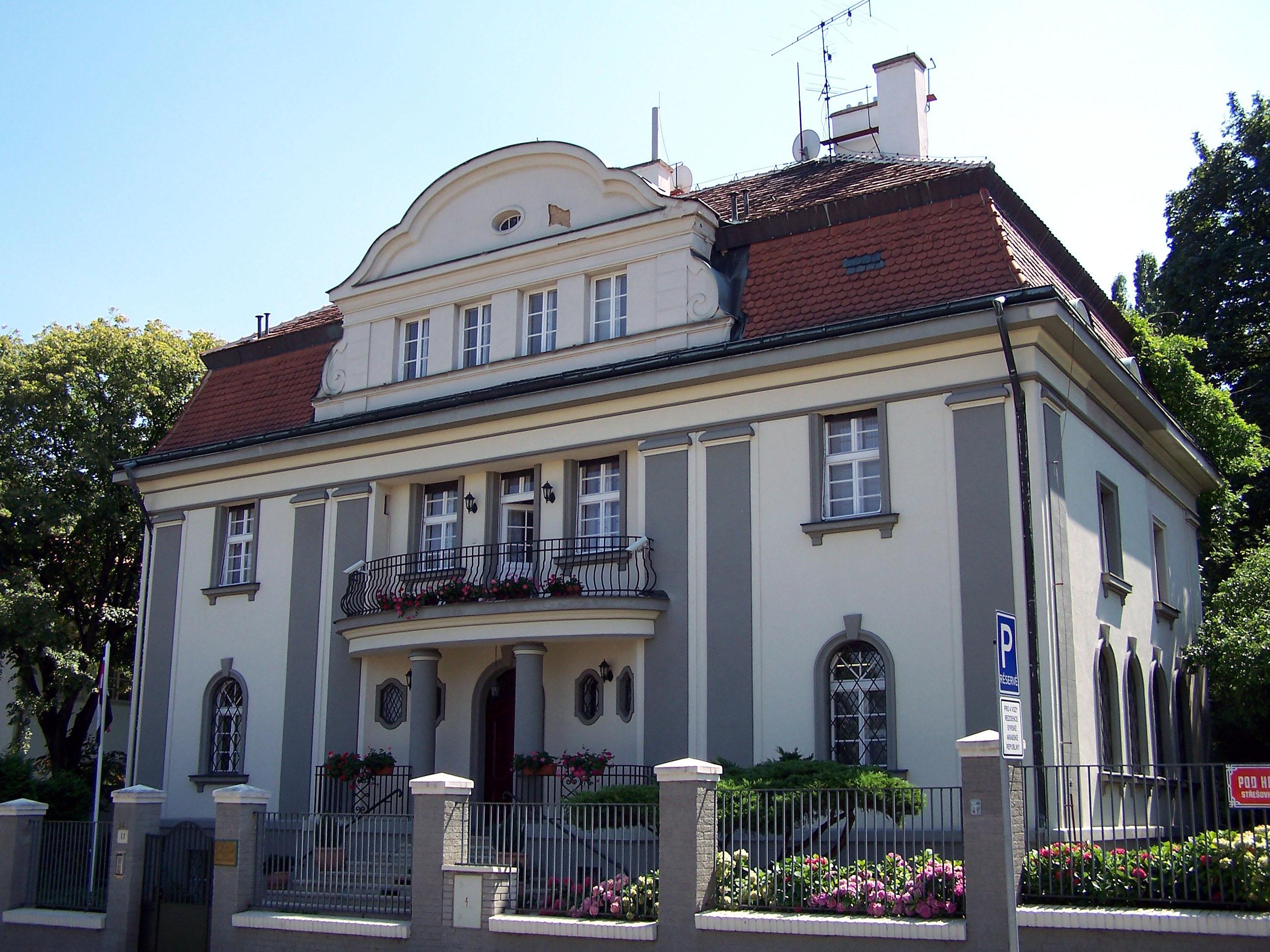 Srpska Ambasada Berlin